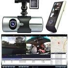 Hd Car Dvr Dual Camera Lens Dash Cam Gps Logger Google Map G