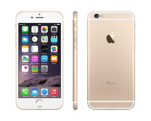 Iphone 6 Gold Blanco 16g Telcel Sensor De Huella