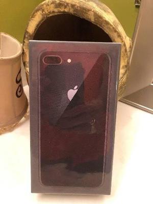 Iphone 8 Plus 64gb Negro $8,500