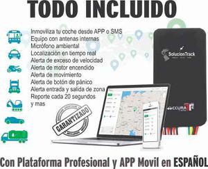 Localizador Gps Auto/moto Plataforma Profesional Facturado