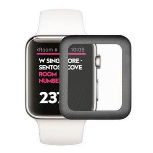 Mica De Cristal Templado 3d De Lujo Para Apple Watch