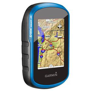Navegador Gps Dispositivo Rastreador Garmin Etrex 25 Touch