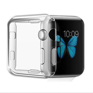 Protector Case Mica Para Apple Watch 38 42 Series 1, 2 Y 3