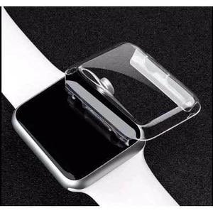 Protector Case Mica Para Apple Watch 38mm 42 Mm