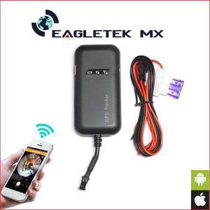 Rastreador Gps Satelital Tracker Auto Moto Localizador App