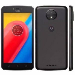 Smartphone Moto C Motorola Xt1750 Hd 5 8gb Cámara Flash 5mp