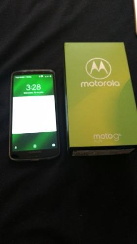 Teléfono Celular Motorola G6 Plus Dual Sim Solo VentaMovist