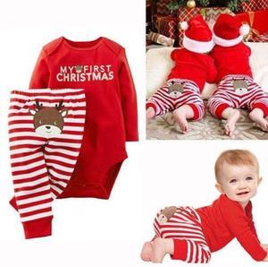 Traje de bebe para navidad mi primera navidad