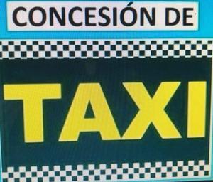 VENDO CONCESION DE TAXI
