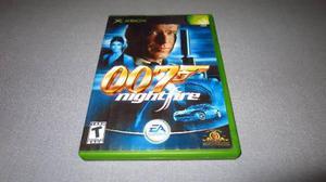 007 Nightfire Xbox Clasico Juegazo Tienes Que Volver A Jugar