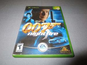 007 Nigthfire Xbox Clasico **juegazo**