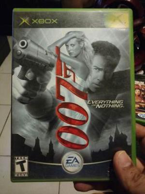 007 Xbox Clasico
