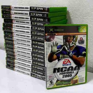 17 Juegos Ncaa Football 2005 Para Xbox Primera Generación