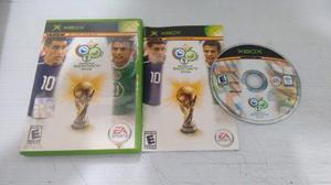 2006 Fifa World Cup Germany Completo Para Xbox Normal