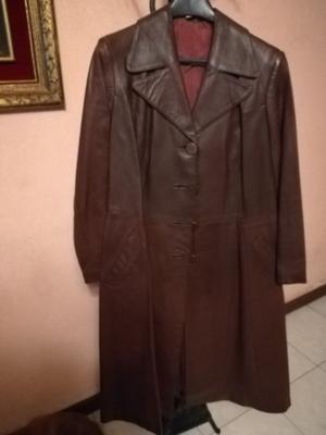 Abrigo de piel Marca Zyman