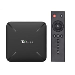 Android Tv Tx3 Mini H Smart Tv 4 Nucleos 2gb/16gb