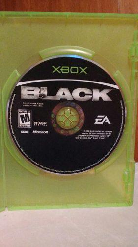 Black (con Manual) Xbox Clasico Compatible 360 Y One Od.st