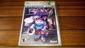 Blinx The Time Sweeper Para Xbox Clasico