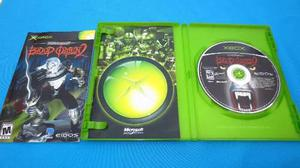Blood Omen 2 Xbox Clasico Com Xbox 360 *cd Excelente Estado*