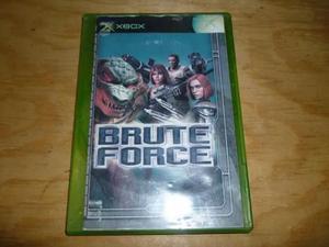 Brute Force Xbox Clasico