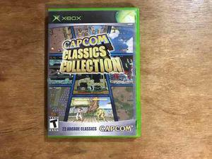 Capcom Classics Collection Para Xbox Clasico Buen Estado