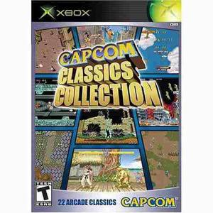 Capcom Classics Collection Xbox Clasico Usado Blakhelmet C