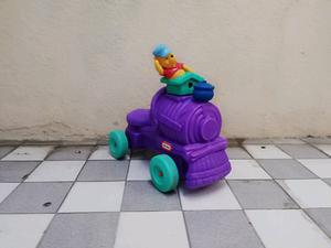 Carrito montable little.tikes step 2 de winney pooh