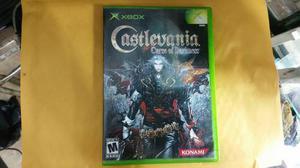 Castlevania Curse Of Dakness Xbox Clasico