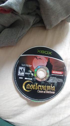 Castlevania Curse Of Darknes Xbox Clasico