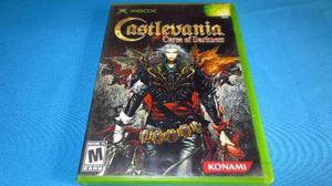 Castlevania Curse Of Darkness Xbox Clasico