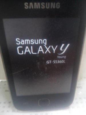 Celular Marca Samsung Galaxy Modelo Gt-s5360l