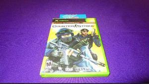 Counter Strike Xbox Clasico *compatible Con Xbox 360* Enviog