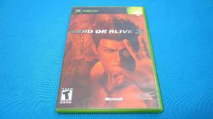 Dead Or Alive 3 Xbox Clasico Com Xbox 360 *muy Buen Estado*