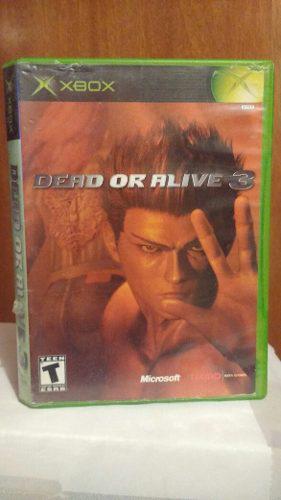 Dead Or Alive 3 Xbox Compatible Xbox 360 Od.st