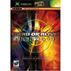 Dead Or Alive Ultimate Xbox Clasico