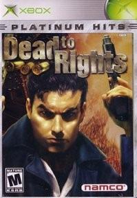 Dead To Rights Xbox Clasico Usado Blakhelmet C