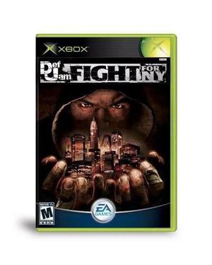 Def Jam Fight For New York Xbox Clasico Nuevo Blakhelmet Sp
