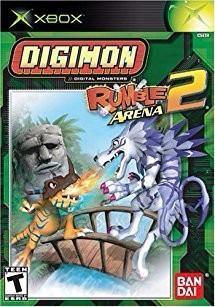 Digimon Rumble Arena 2 Xbox Clasico Usado Blakhelmet C Sp