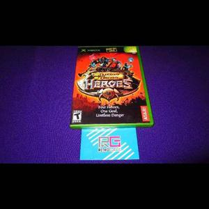 Dungeon Y Dragons Heroes Xbox Clasico Compatible Con Xbox360