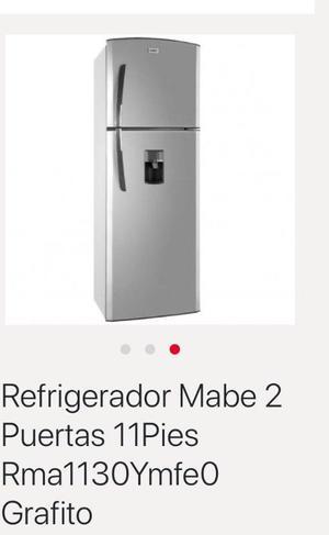 EXCELENTE Refrigerador Mabe 11 pies NUEVO EMPAQUETADO