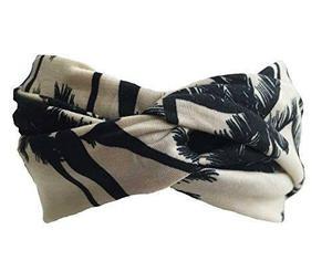 Estética Uno Palm Tree Twist Bandolera Headwrap Hawaii
