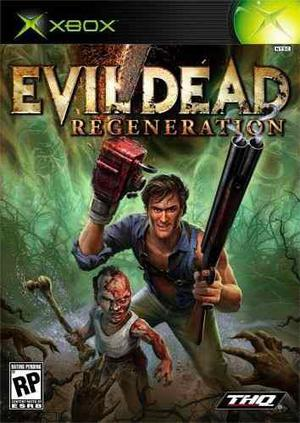 Evil Dead Regeneration Xbox Clasico Usado Blakhelmet C