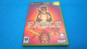 Fable Xbox Clasico Compatible Con Xbox 360 *muy Buen Estado*