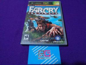 Far Cry Instincts Xbox Clasico Compatible Con Xbox 360