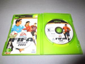 Fifa 2005 Xbox Clasico Hasta 4 Players Juegazo Fifa Soccer