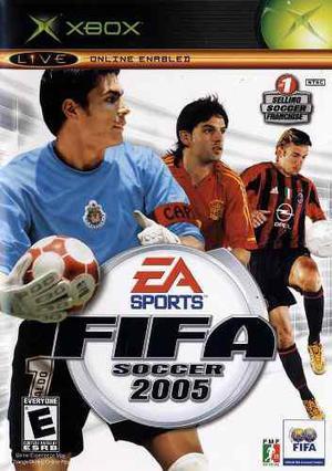 Fifa Soccer 2005 Para Xbox Clasico, Checalo!!