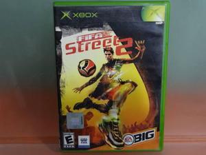 Fifa Street 2. Xbox Clasico