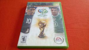 Fifa World Cup Germany 2006 Para Xbox Clasico