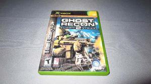 Ghost Recon 2 Summit Strike Xbox Clasico *portada Custom*