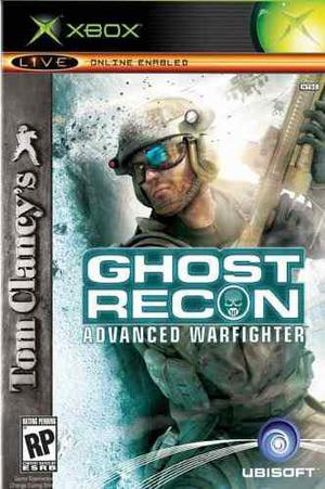 Ghost Recon Advanced Warfighter Xbox Clasico Blakhelmet C